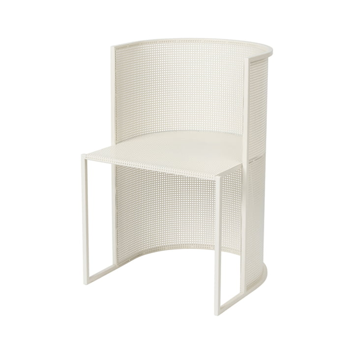 Bauhaus Chair Outdoor from Kristina Dam Studio in beige