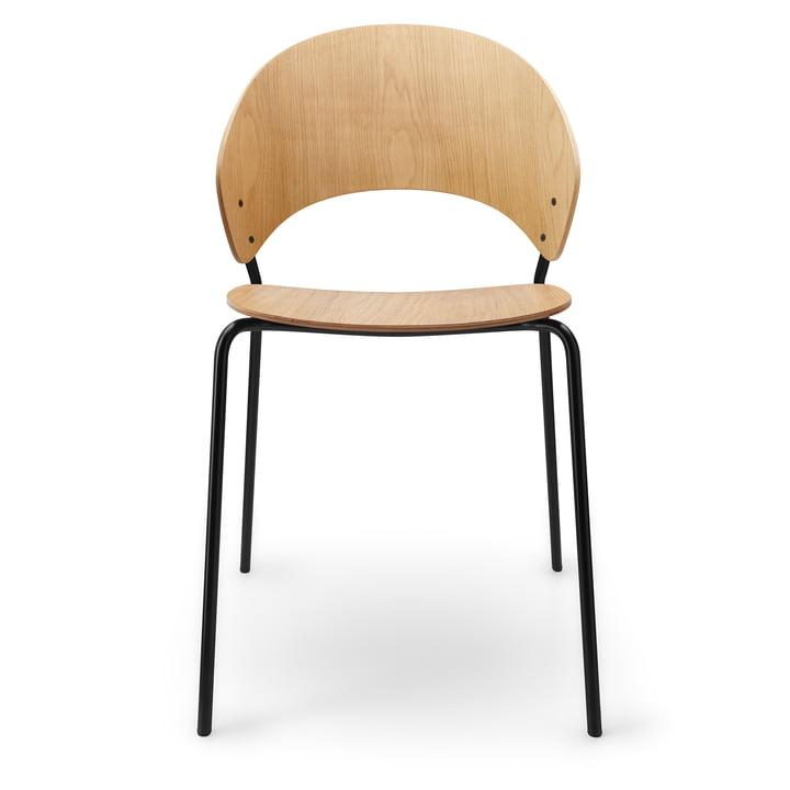 The Dosina chair from Eva Solo , light oak / black