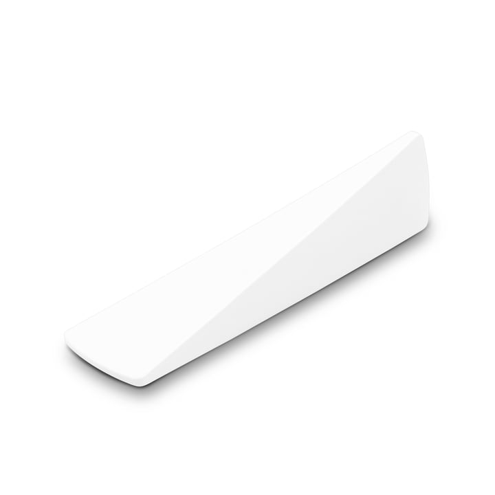 The 2Stop door or window wedge from Depot4Design , white