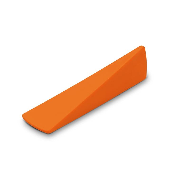 The 2Stop door or window wedge from Depot4Design , orange