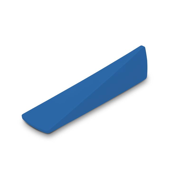 The 2Stop door or window wedge from Depot4Design , ink blue