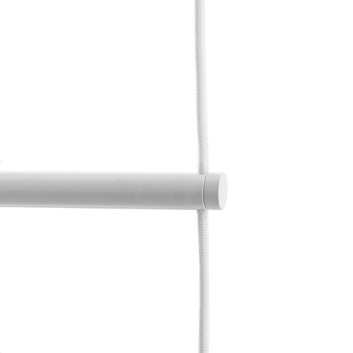 The Wardrope coat rack from Depot4Design , 57 cm, white