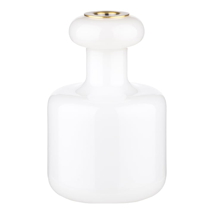 Plunta Candleholder from Marimekko in the color white