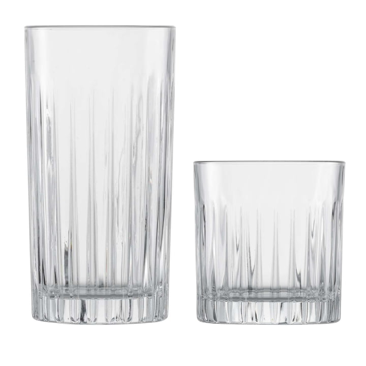 Stage Longdrink and whisky glass (8 pcs.) by Schott Zwiesel