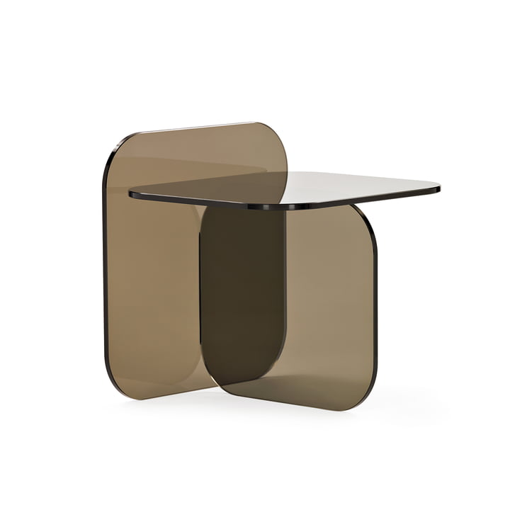 Sol Side table, bronze from ClassiCon