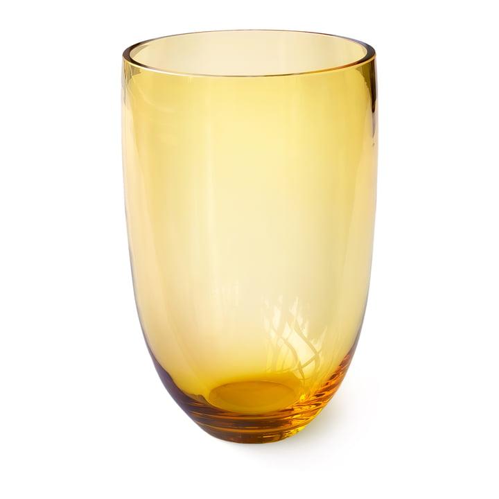 Shia Vase, Ø 20 x H 30 cm, beryl yellow from ClassiCon