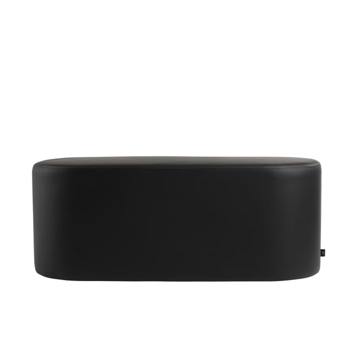 The Sessio Pouf from AYTM , black
