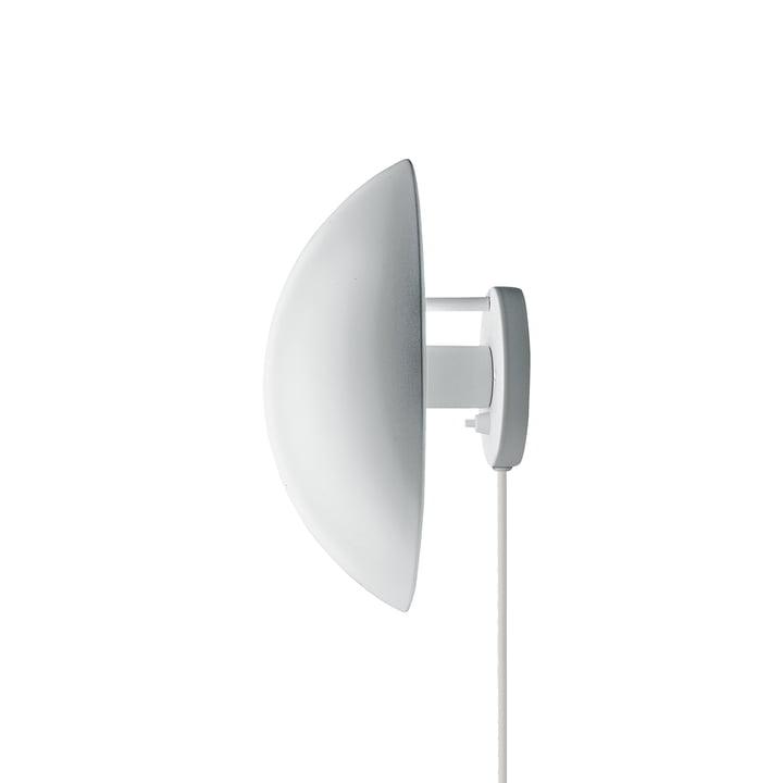 PH Hat Wall lamp, Ø 22.5 cm, white from Louis Poulsen