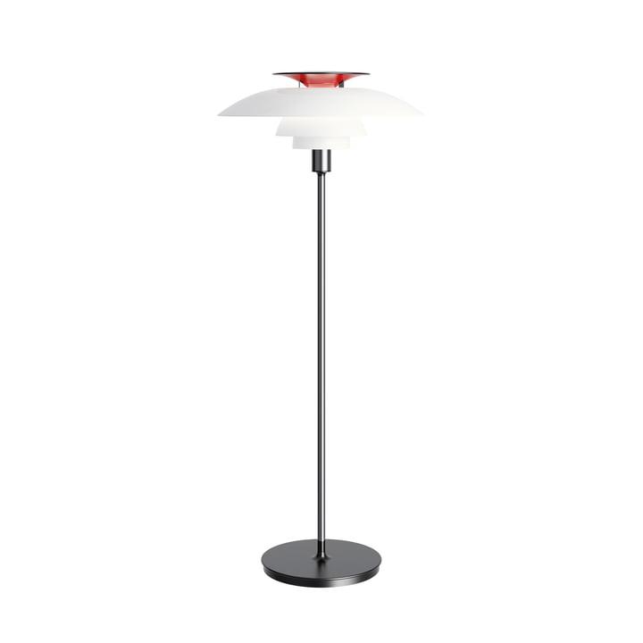 PH 80 Floor lamp, opal white from Louis Poulsen