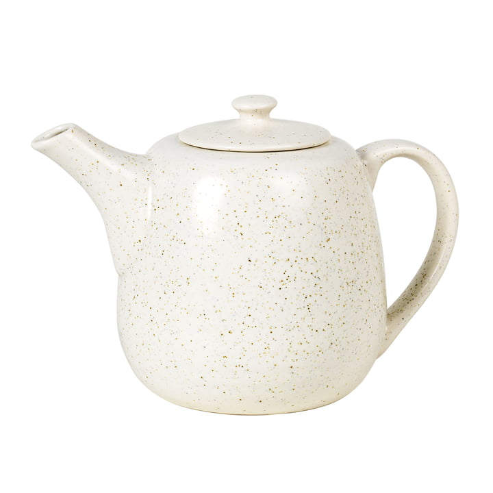 Nordic Vanilla Teapot, 1,3 l from Broste Copenhagen