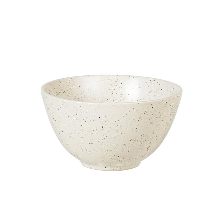 Nordic Vanilla Bowl, Ø 15 x H 8 cm from Broste Copenhagen
