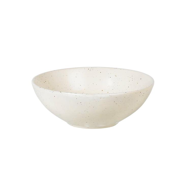 Nordic Vanilla Bowl, Ø 17 x H 6 cm from Broste Copenhagen