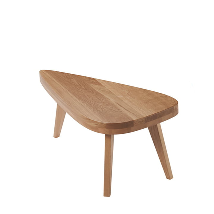 The Remix Collection Coffee table S from The Hansen Family , oak wood