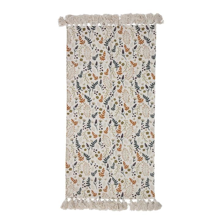 Filipa Children's carpet 120 x 65 cm from Bloomingville in nature
