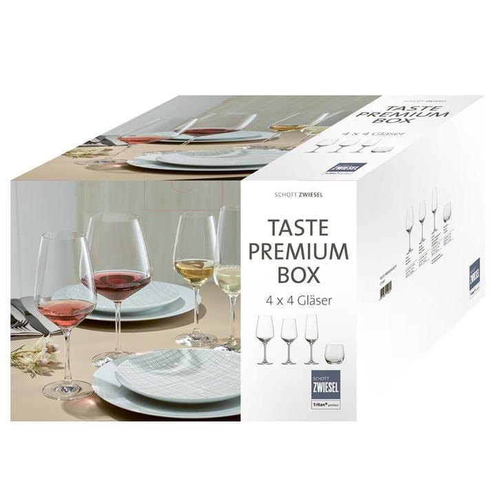 Taste Glasses set (16 pcs.) from Schott Zwiesel