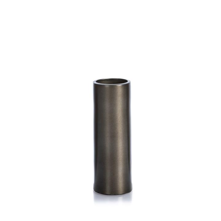 Noella Vase Small, black matt from XLBoom