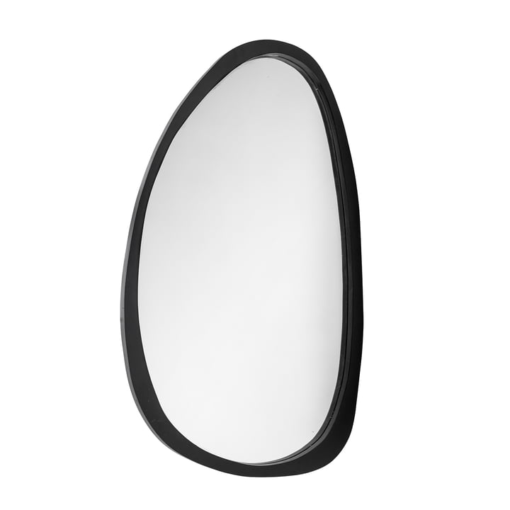 The Caylin mirror from Bloomingville , 120 x 70 cm, black