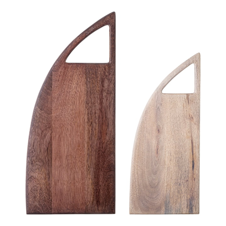 The Martino cutting board (set of 2) from Bloomingville , mango wood