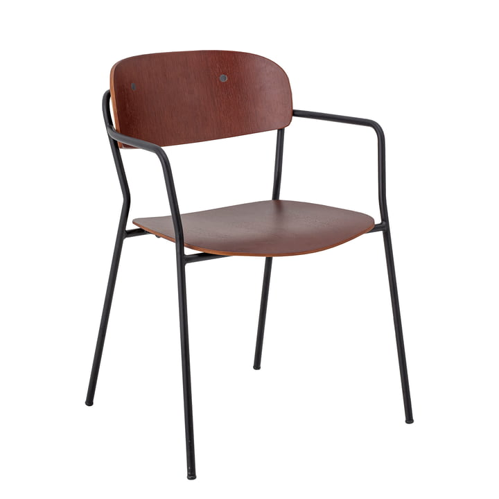 Piter Armchair, brown from Bloomingville