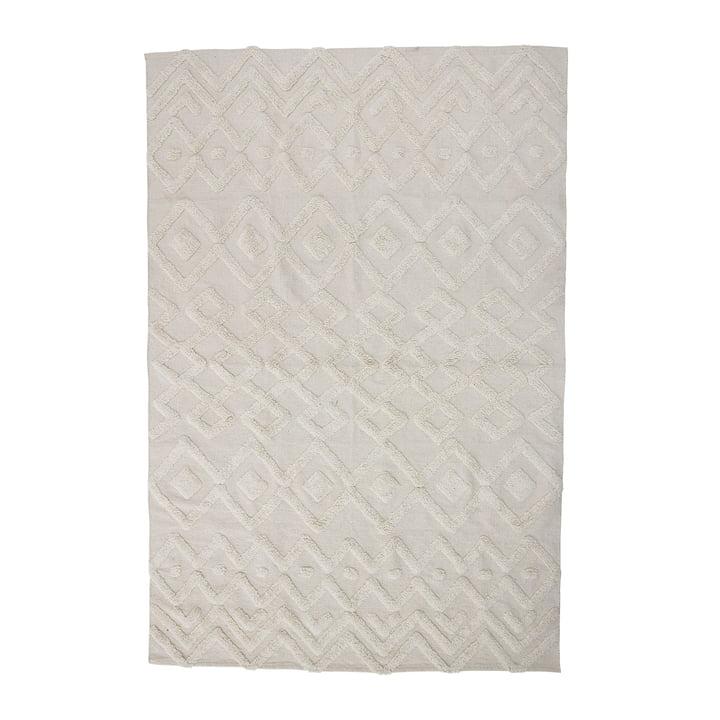 Billa Carpet, 200 x 140 cm, white from Bloomingville