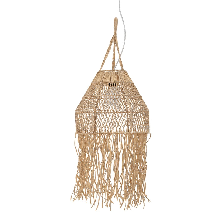 Thora Pendant light, natural from Bloomingville