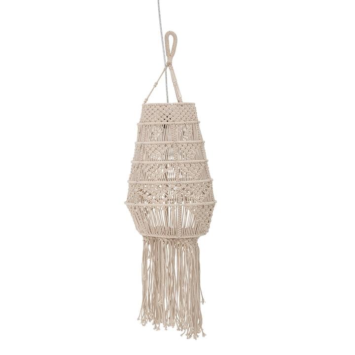 Wanda Pendant light, natural from Bloomingville