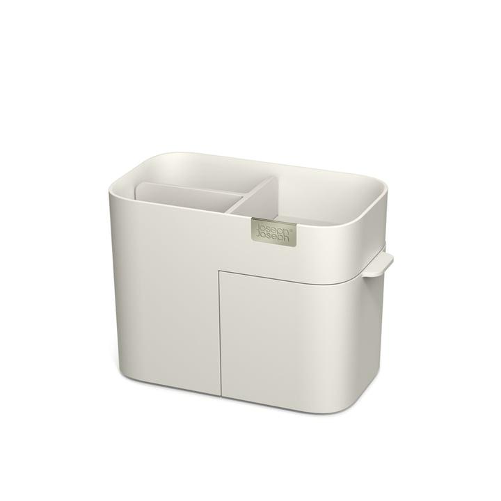 Viva Cosmetic organizer with drawer compact from Joseph Joseph in cream