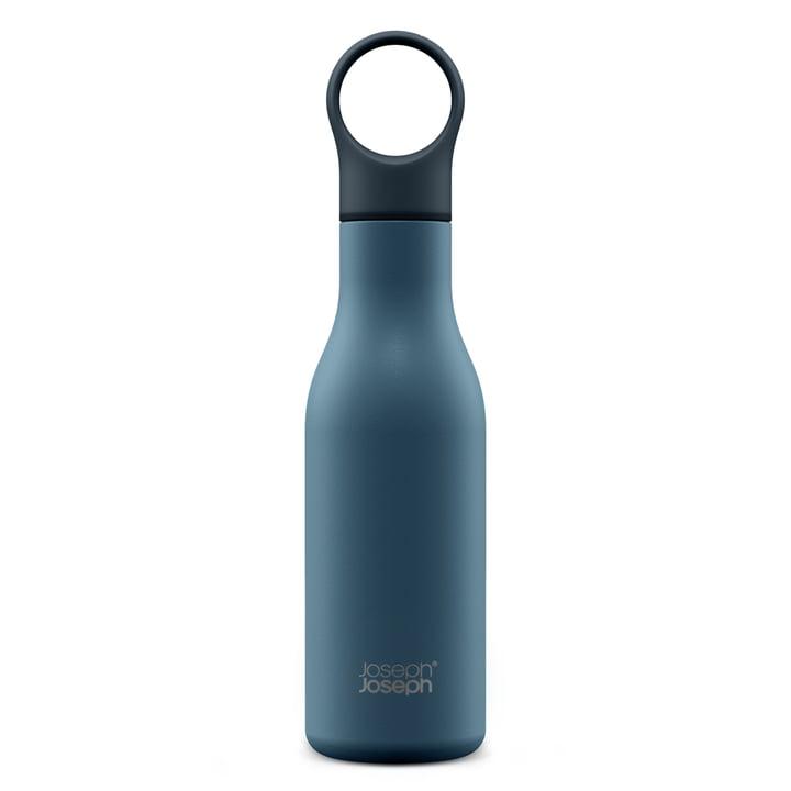 Loop Drinking bottle 500 ml from Joseph Joseph in blue