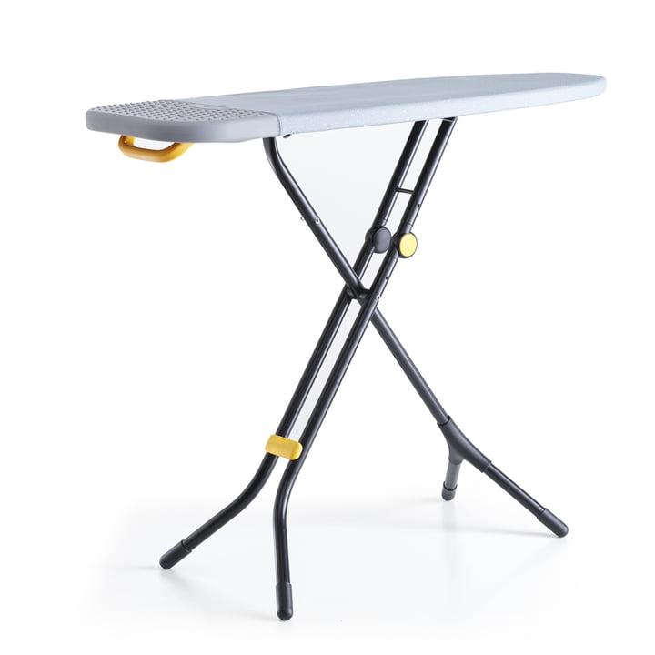 Glide Ironing board from Joseph Joseph in grey / yellow