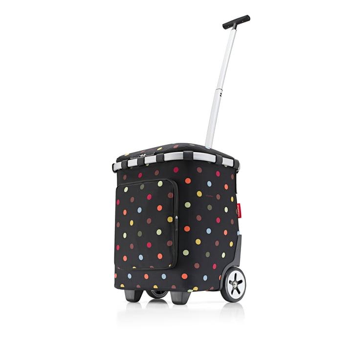 carrycruiser plus by reisenthel in dots
