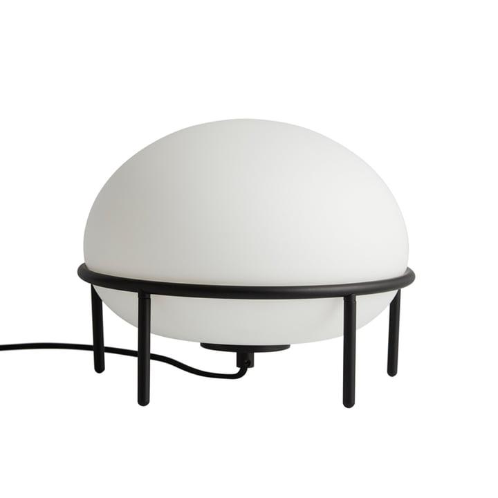 Pump Table lamp, Ø 24 cm from Woud in black
