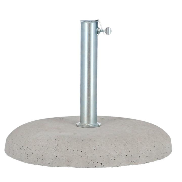 Jan Kurtz - Stand umbrella stand natural concrete Ø 60 mm, 55 kg