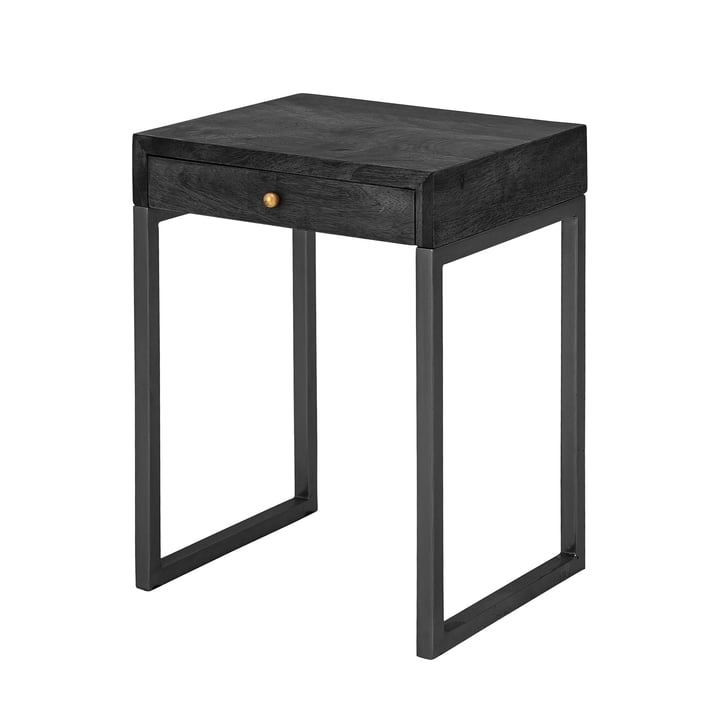 Napa Side table from Bloomingville in black