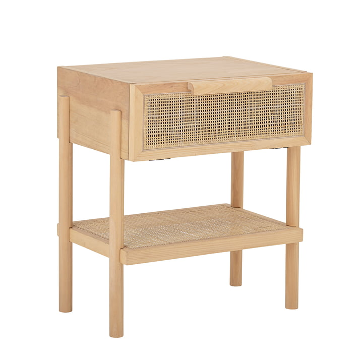 Manon Side table from Bloomingville in pine nature