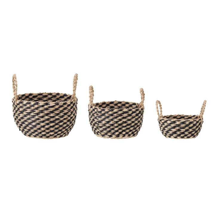 Joko Storage basket (set of 3) from Bloomingville