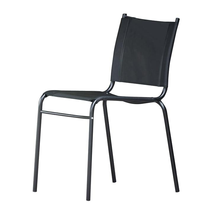 Jan Kurtz - Joe Stacking chair, black