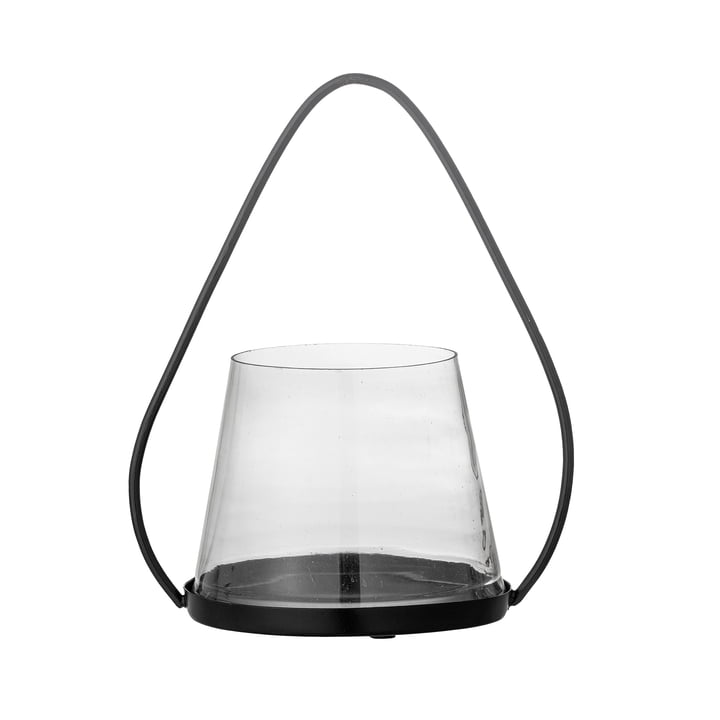 Nana Wind light from Bloomingville in the color black