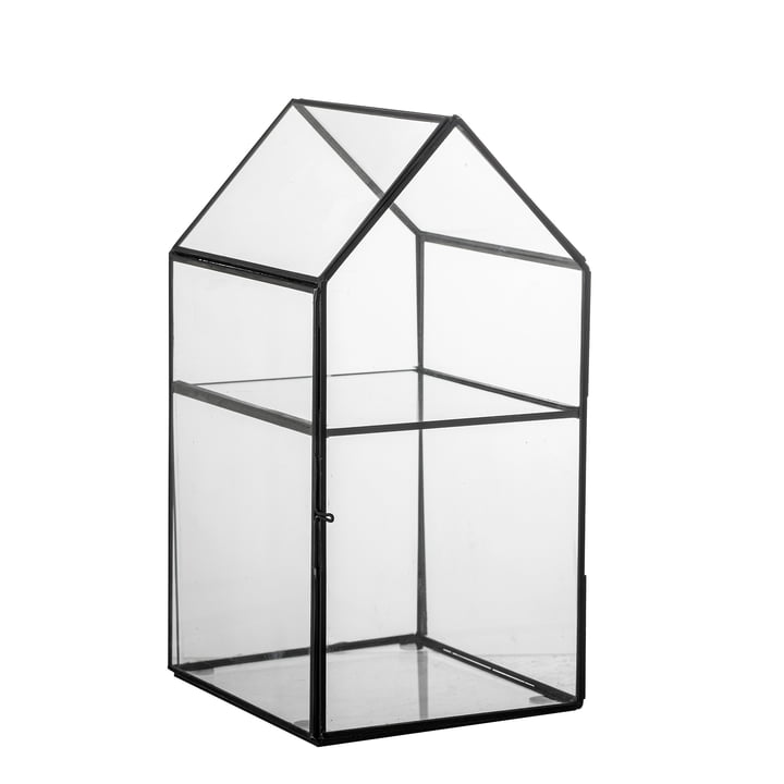 Tiff Display cabinet from Bloomingville in the color black