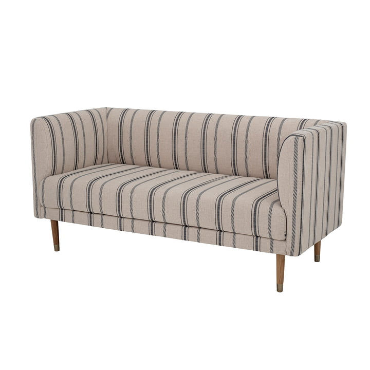 Nolan Sofa from Bloomingville in natural white