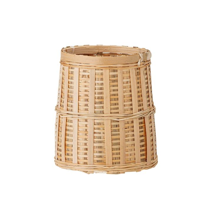 Ledu Storage basket from Bloomingville in natural rattan