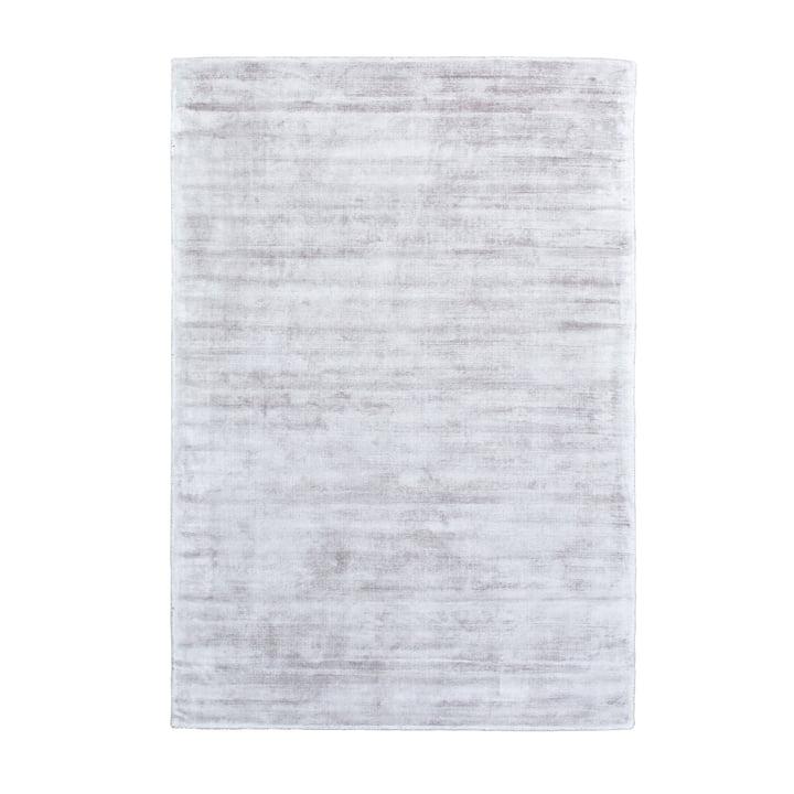Felipe Carpet, 160 x 230 cm from Nuuck in silver