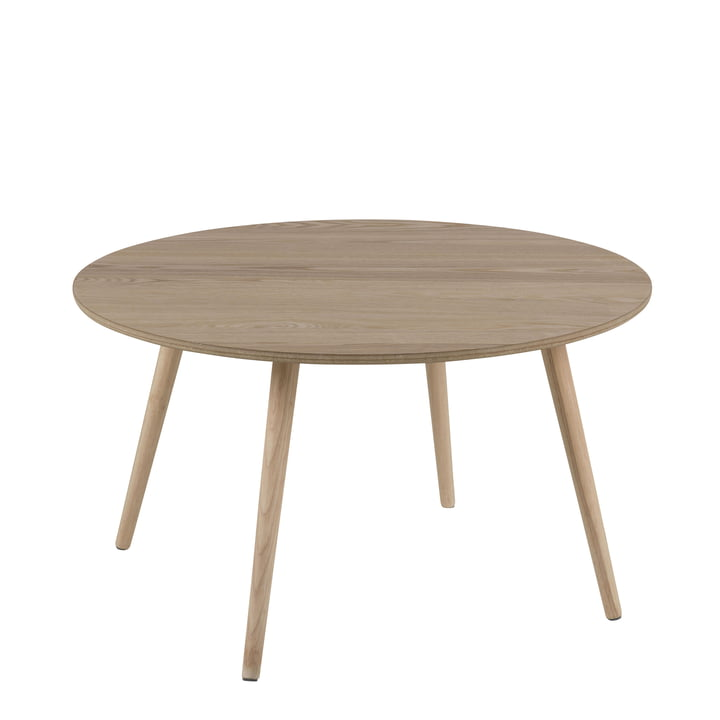 Bord Side table, Ø 80 cm from Nuuck in nature
