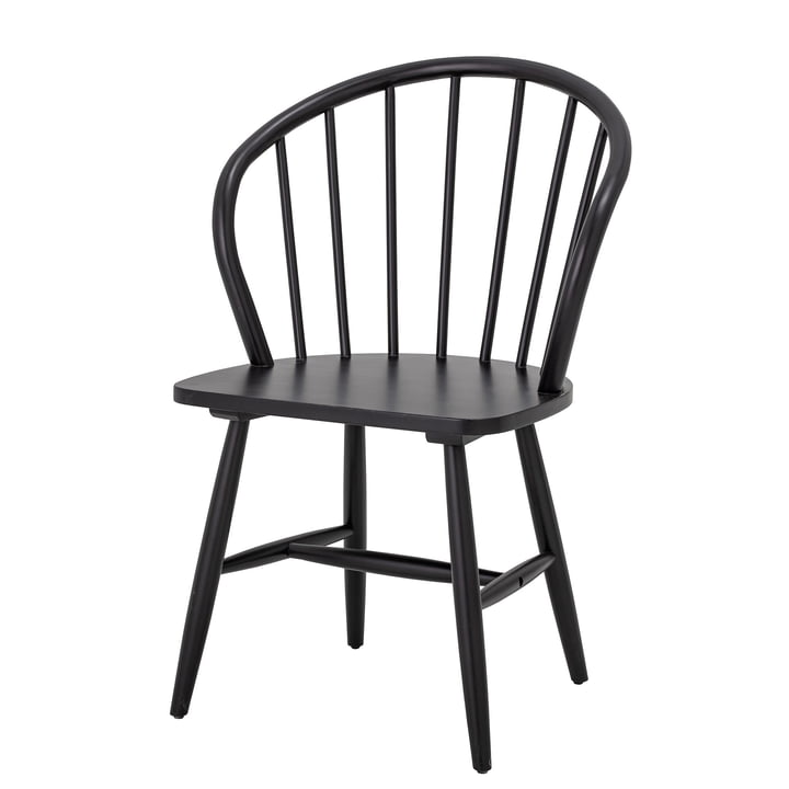 Olin Dining Chair from Bloomingville in black