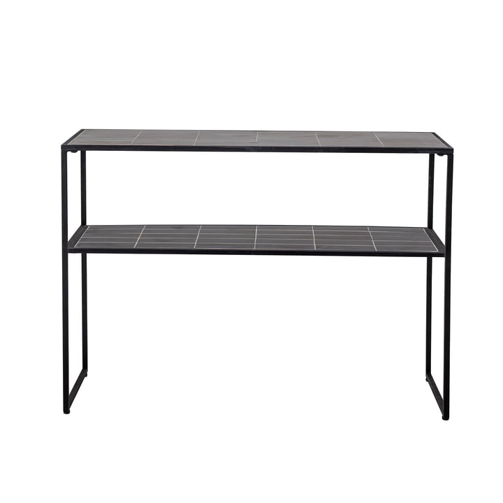 June Console table from Bloomingville in black