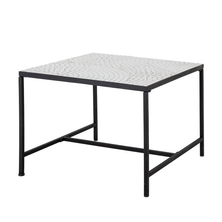 Niah Coffee table from Bloomingville in white / black