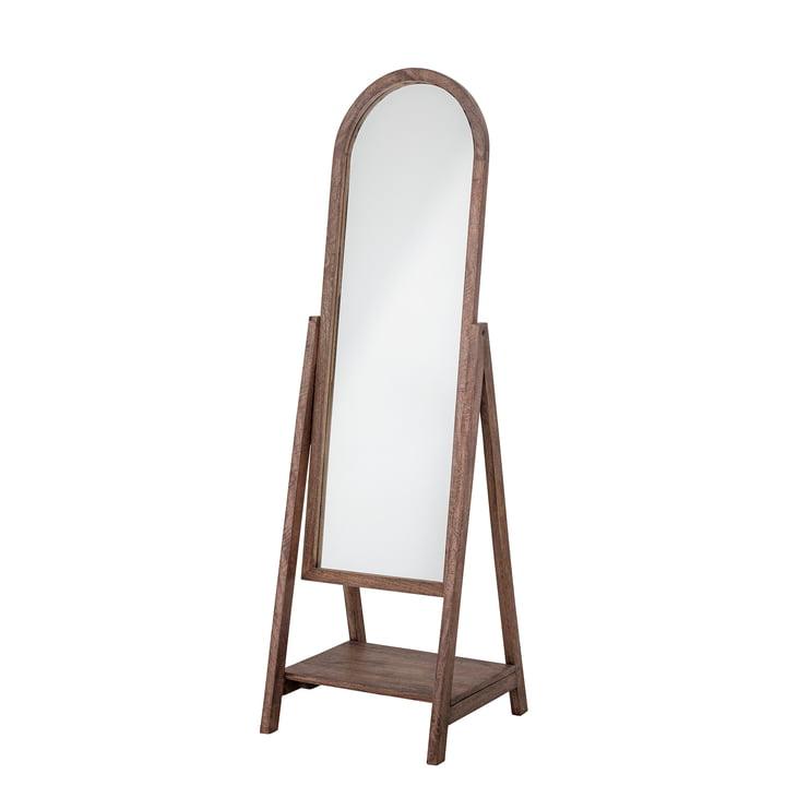 Cathia Stand mirror from Bloomingville in dark mango