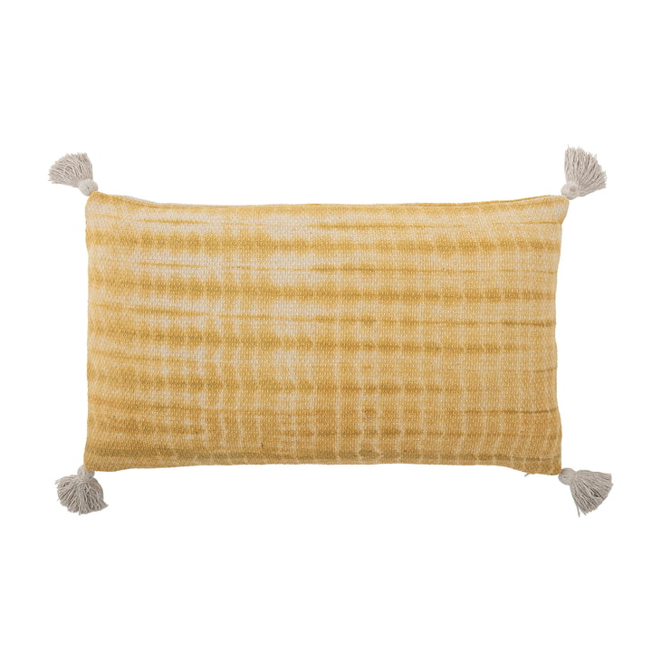 Decia Cushion 85 x 50 cm from Bloomingville in yellow