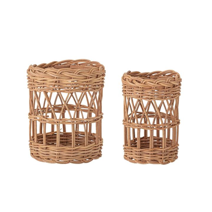 Jala Storage basket (set of 2) from Bloomingville