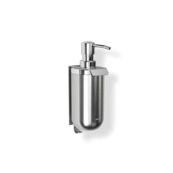 Junip Soap dispenser (wall) from Umbra stainless steel (single)