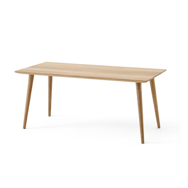 In Between Side table SK23, 110 x 50 cm, oiled oak from & tradition